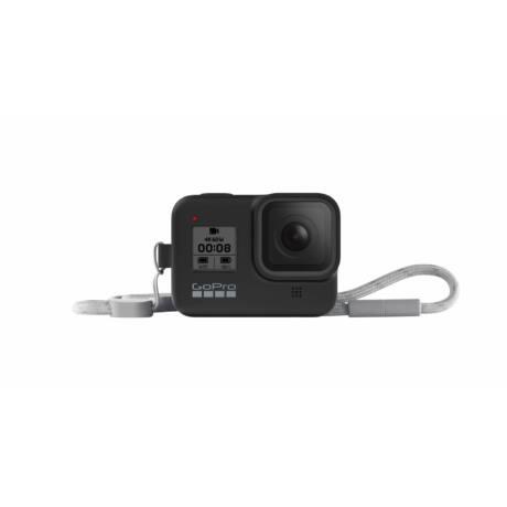 GoPro Sleeve + Lanyard (Hero8 Black) - Blackout