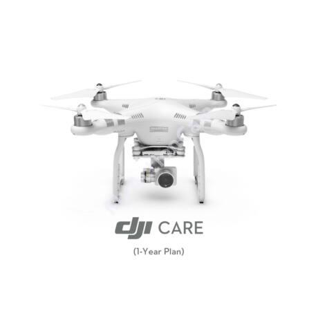 DJI Care (Phantom 3 Advanced) 1-Year Plan kiterjesztett garancia