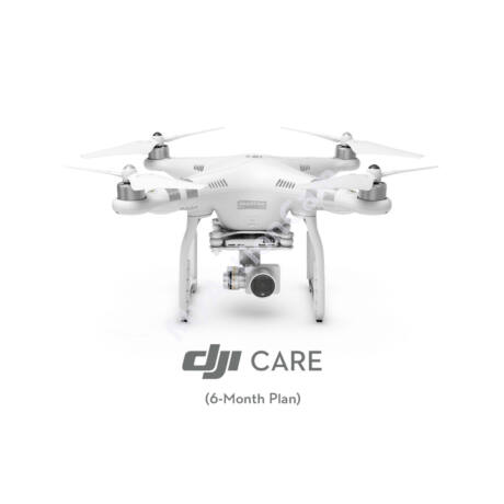 DJI Care (Phantom 3 Advanced) 6-Month Plan kiterjesztett garancia