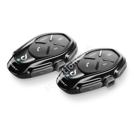 Interphone SPORT Twin Pack Bluetooth kommunikációs rendszer