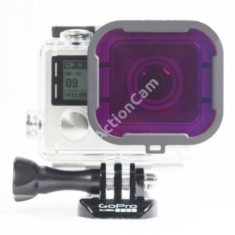 PolarPro Hero3+/4 Magenta Filter