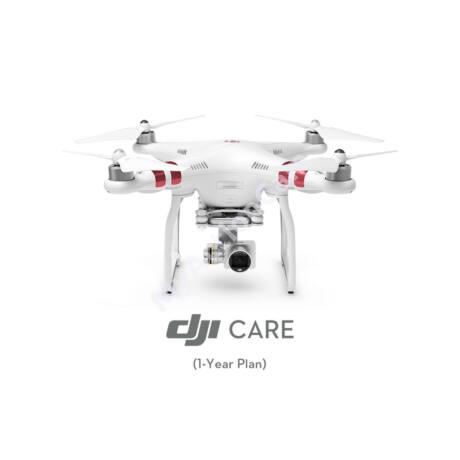 DJI Care (Phantom 3 Standard) 1-Year Plan kiterjesztett garancia