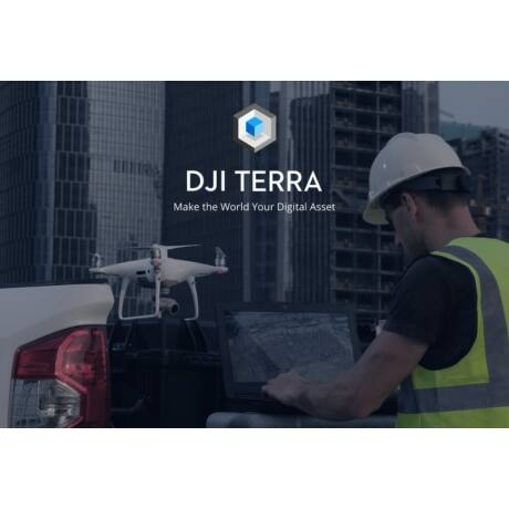 DJI Terra Advanced (1 évre)