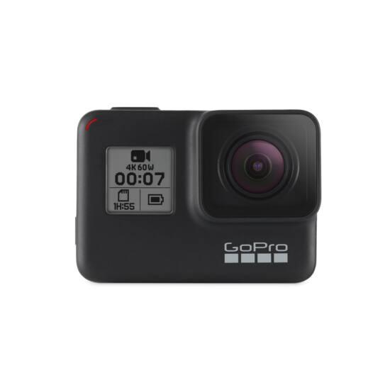GoPro Hero7 Black + ajándék Sleeve + Lanyard