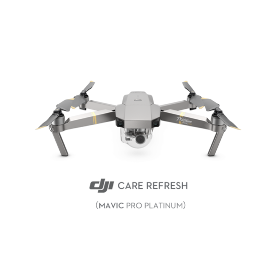 DJI Care Refresh (Mavic Pro Platinum) kiterjesztett garancia