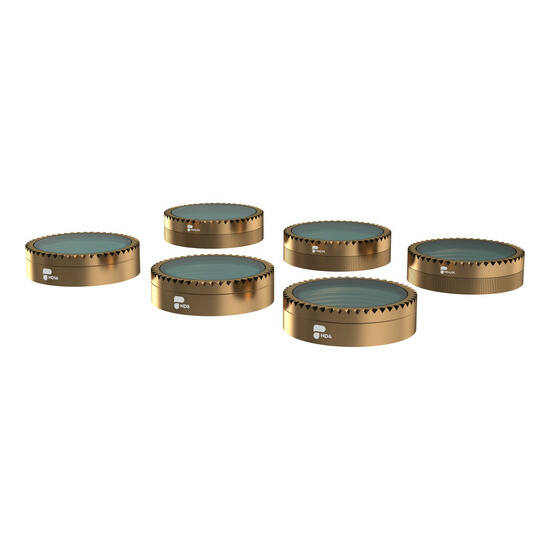 PolarPro Mavic Air Filter 6-Pack