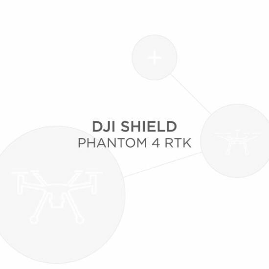 DJI Enterprise Shield Basic (Phantom 4 RTK)