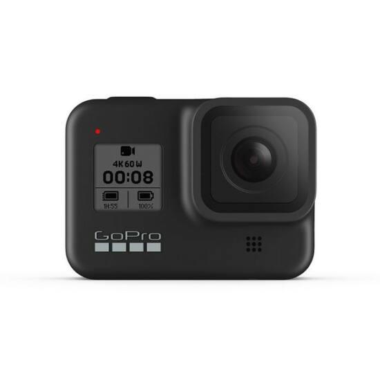GoPro HERO8 Black + ajándék GoPro Sleeve + Lanyard
