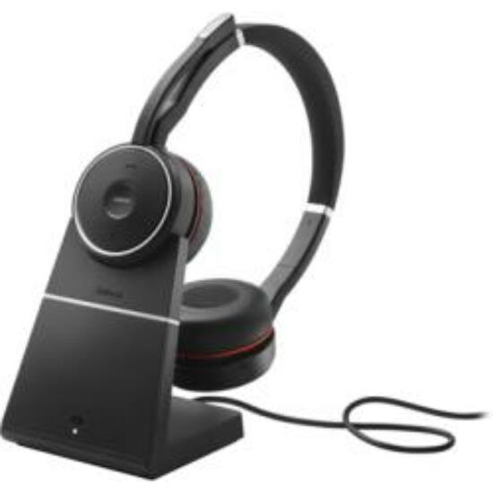 Jabra Evolve 75 MS Stereo incl. Charging stand & Link 370