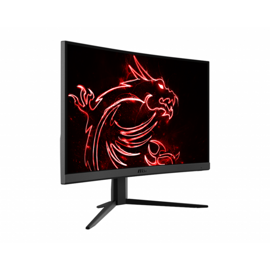 MSI Optix G24C4 ívelt Gaming monitor 23""