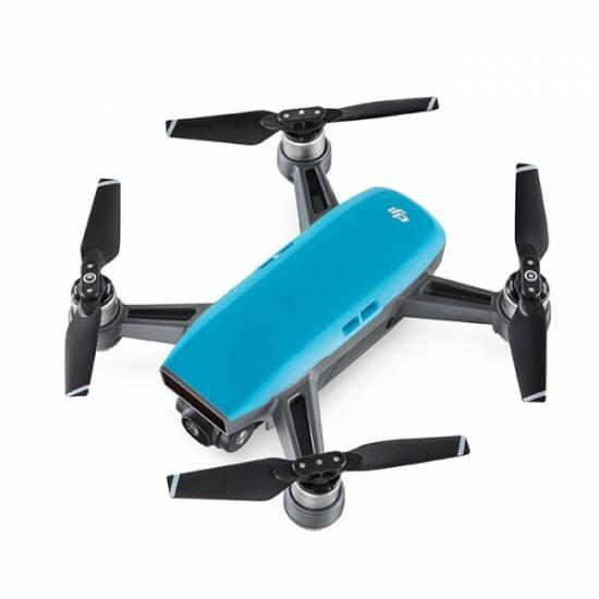 DJI SPARK drón (Sky Blue) + ajándék Remote