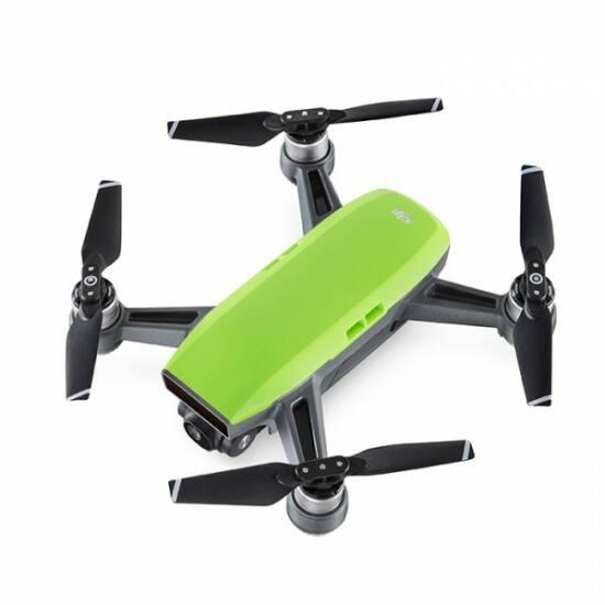 DJI SPARK drón (Meadow Green) + ajándék Remote