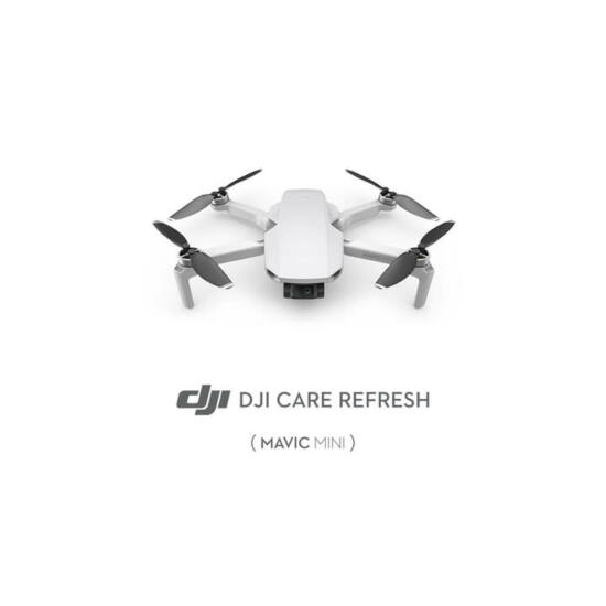 DJI Care Refresh (Mavic Mini) kiterjesztett garancia