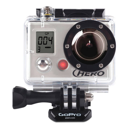 GoPro HD Hero Naked
