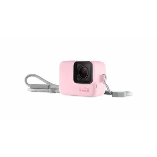 GoPro Sleeve + Lanyard - Pink