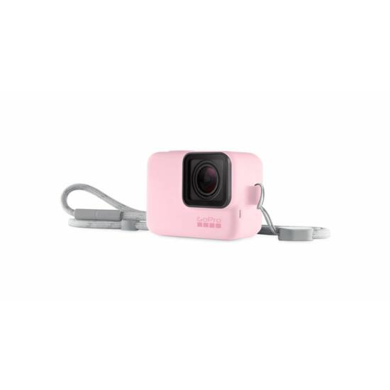 GoPro Sleeve + Lanyard - Pink (Hero7 Black)