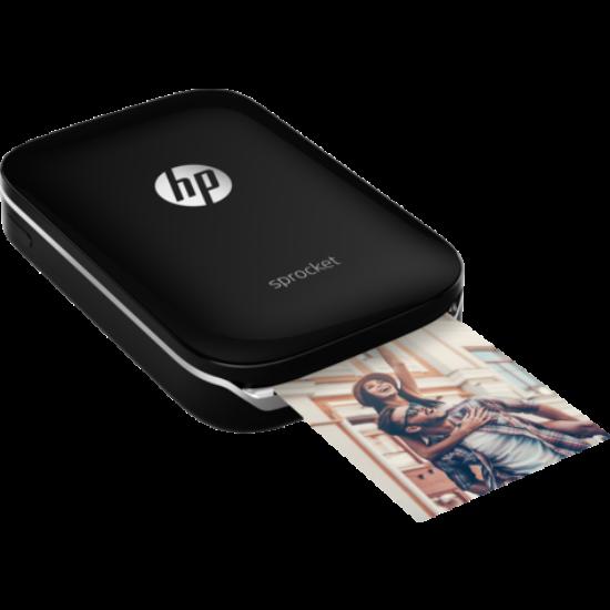 HP Sprocket (Black) zsebnyomtató