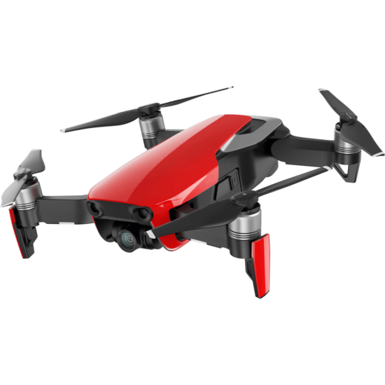 DJI Mavic Air (Flame Red) - bemutatódarab