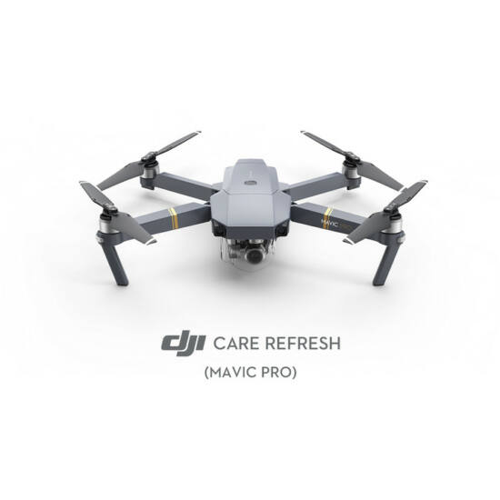 DJI Care Refresh (Mavic Pro) kiterjesztett garancia