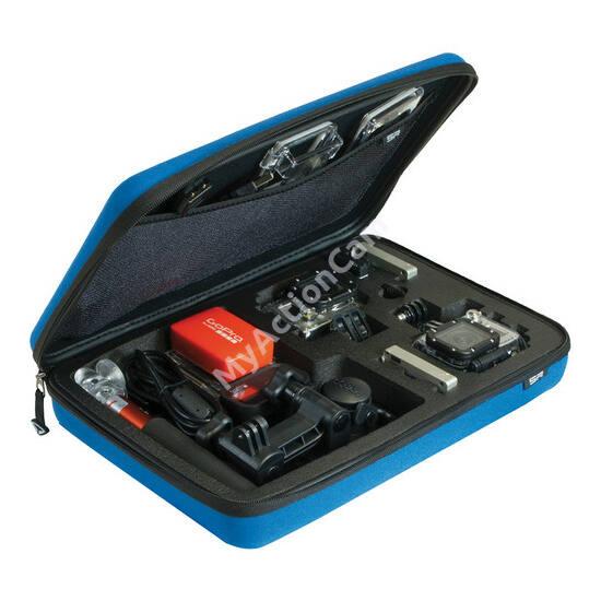 SP POV Case GoPro-Edition 3.0 blue - large