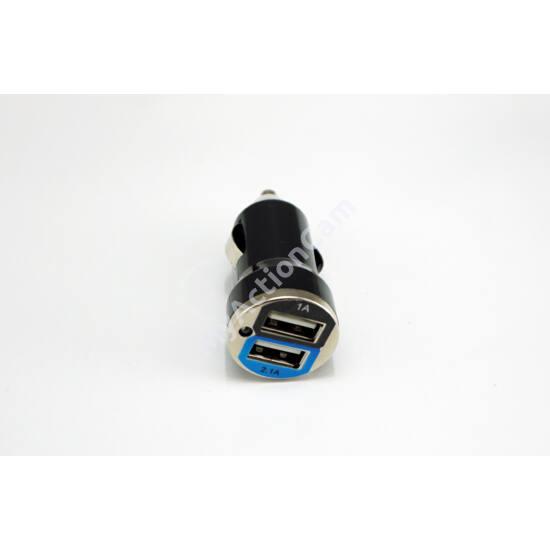 MAC USB szivargyújtó töltő