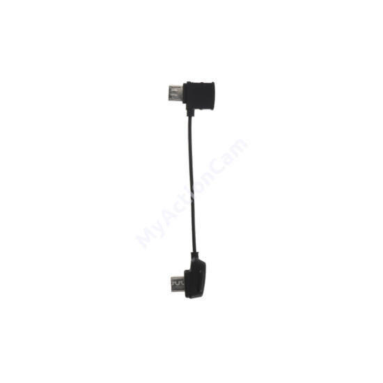 DJI Mavic RC Cable (Reverse Micro USB) - bontott darab