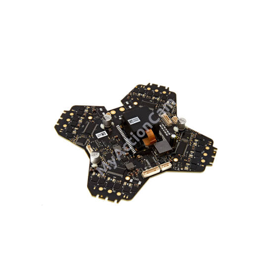 DJI Phantom 3 ESC Center Board & MC & Receiver 5.8G (STA)