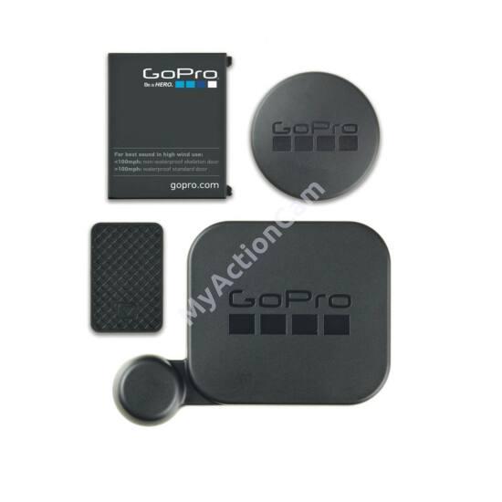 GoPro Hero3 Caps and Doors