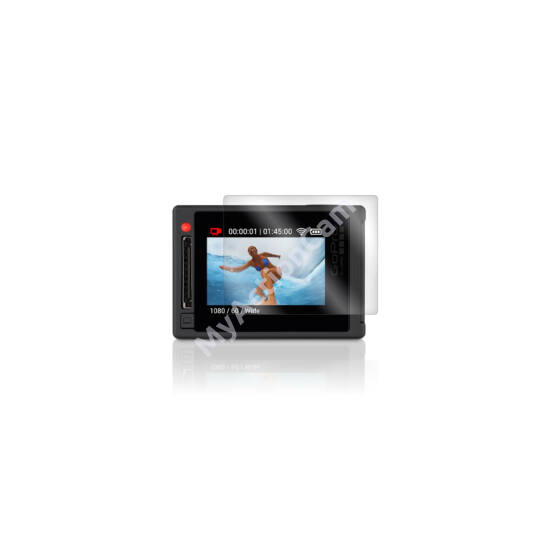 GoPro Hero4 Silver Screen Protectors