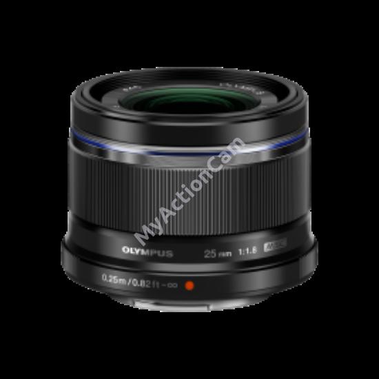 Olympus M. Zuiko Digital 25 mm f1.8