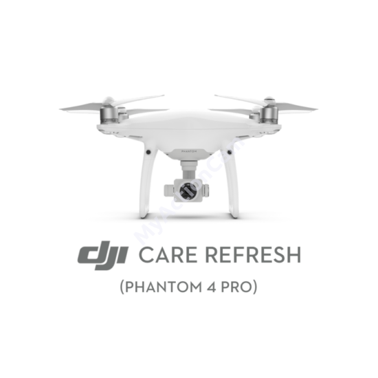 DJI Care Refresh (Phantom 4 Pro) kiterjesztett garancia