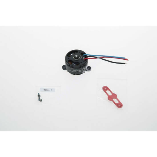DJI S900 4114 Motor with Red Prop cover
