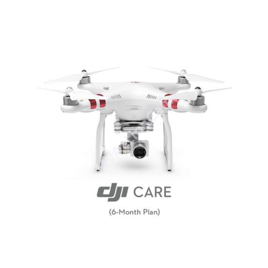 DJI Care (Phantom 3 Standard) 6-Month Plan kiterjesztett garancia