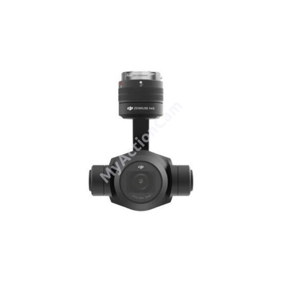 DJI Zenmuse X4S gimbal és kamera