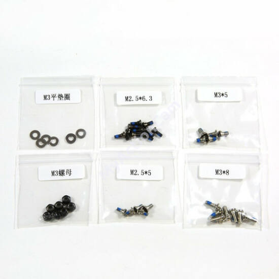 DJI Zenmuse ZH4-3D Screw Pack
